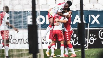 Highlights : Girondins de Bordeaux 0-3 AS Monaco