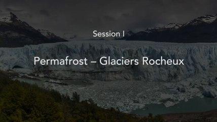 Journée Glacio Session 1