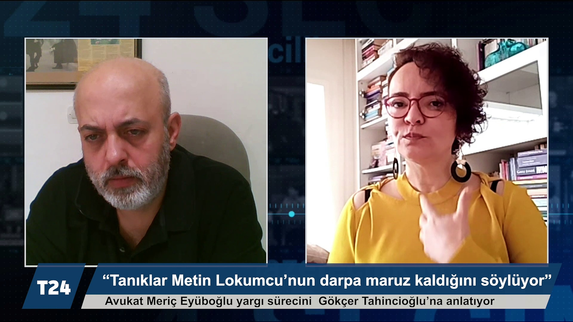 """Metin Lokumcu davasında 10 yıl sonra ilk duruşma; """"Bu davaya sahip çıkmak hepimizin boynunun borcu"""""""