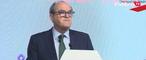 Gabilondo promete un complemento extraordinario de 400 euros anuales para madrileños con pensiones no contributivas