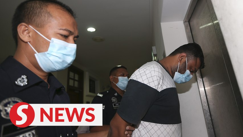 Cook charged with killing wife by pushing her from 18th floor