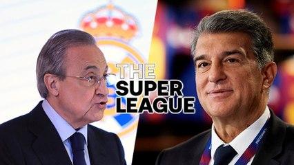 OFFICIEL : Les cadors européens lancent leur Super Ligue !