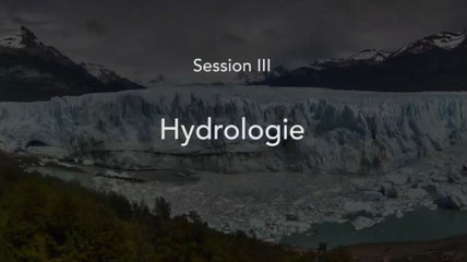 Journée Glacio Session 3