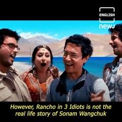 The Incredible Life And Journey Of Sonam Wangchuk