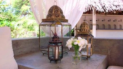 Naomi Campbell nous ouvre les portes de sa villa paradisiaque au Kenya