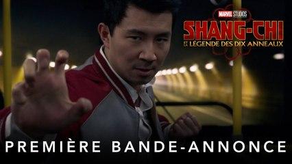 Shang-Chi et la Légende des Dix Anneaux - Première bande-annonce (VOST)