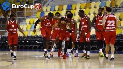Road to the EuroCup Finals: AS Monaco