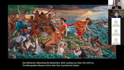 """Introduction aux journées d'études """"Arts contemporains autochtones : quels enseignements ?"""""""