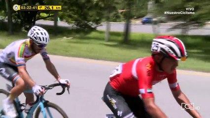 Revive la Vuelta de la Juventud 2021, etapa 3