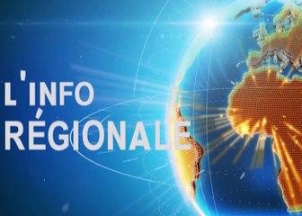 L'Info régionale du 19 avril 2021