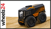 An ATV (all-terrain vehicle) like you've never seen before - SHERP comes to South Africa!