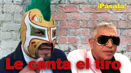 Danger Troll le canta un tirote a Jorge Clarividente