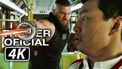Trailer OFICIAL Español | Shang-Chi [4K] Marvel 2021