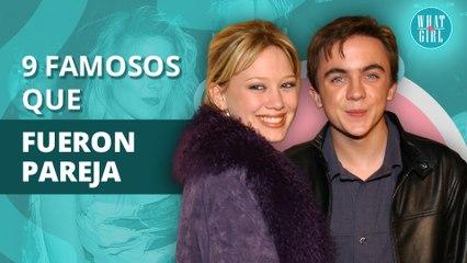 9 famosos que fueron pareja y casi nadie recuerda | 9 celebrities who were a couple and hardly anyone remembers