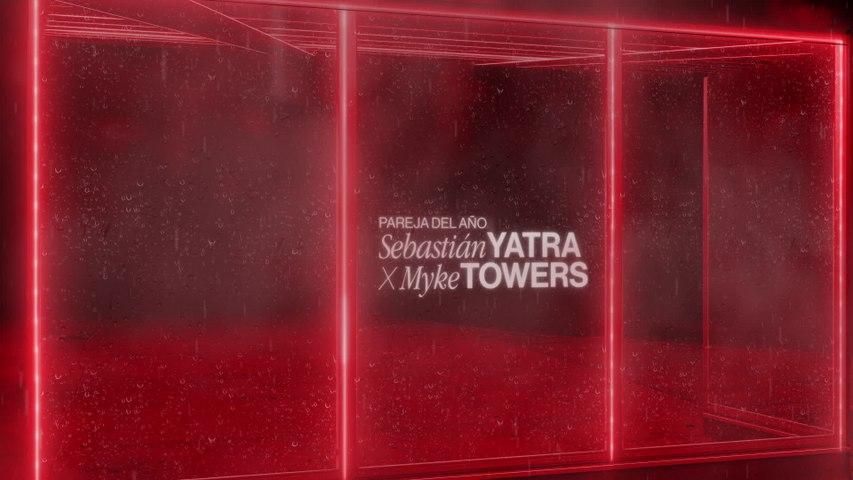 Sebastián Yatra - Pareja Del Año