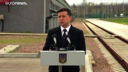 Donbass: Zelenskiy è pronto per incontrare Putin