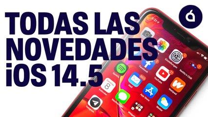 iOS 14.5 ya disponible para tu iPhone: Desbloqueo con mascarilla, nuevos emojis y mucho más