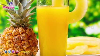 Pineapple Benefits in Telugu | Pineapple benefits for weight loss | Health Benefits of Pineapple | Health and beauty tips # 9 | Maguva TV