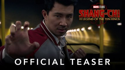 Marvel Studios' Shang-Chi and the Legend of the Ten Rings - Official Teaser