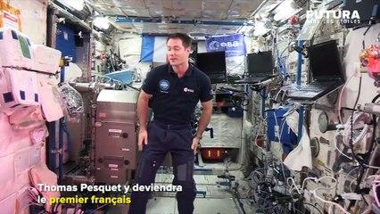 Zoom sur Thomas Pesquet et la mission Alpha   Futura