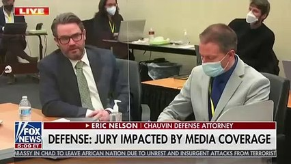 Judge in Derek Chauvin murder trial slams Maxine Waters, warns case 'could be overturned'