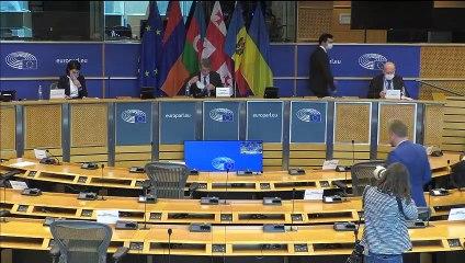 Discorso diDavid Sassoli all'apertura della nona sessione di Euronest
