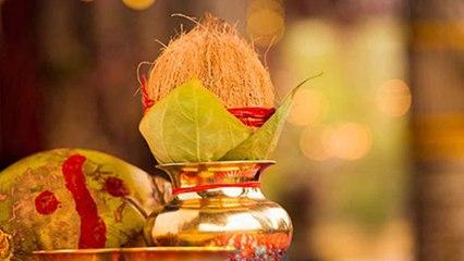 Ram Navami 2021: नवरात्रि व्रत के बाद कलश के जल का क्या करें ? | Boldsky