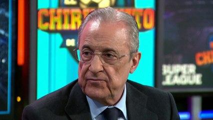 Super Ligue: «nous faisons cela pour sauver le football», affirme Florentino Perez