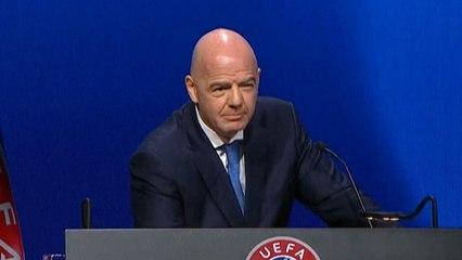 Super Ligue: «Les clubs dissidents devront subir les conséquences», prévient le président de la Fifa