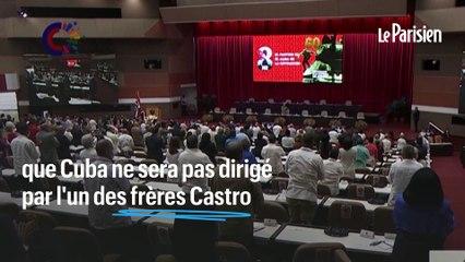 Cuba: Raoul Castro laisse la place et adoube Miguel Diaz-Canel comme premier secrétaire du PC