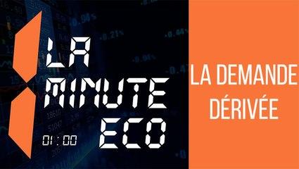 La Minute éco : La demande dérivée