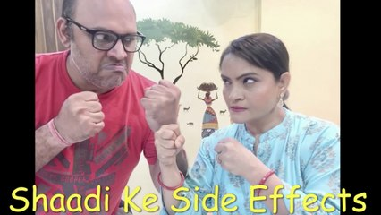 Shaadi Ke Side Effects  Lock Down Series   Comedy   Ep 26  Good Times Pictures