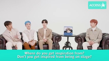 NU'EST Reveal The Inspiration Behind 'Romanticize' (Exclusive)