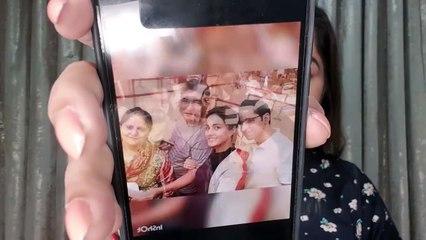RIP Hina Khan ke pita ka Nidhan