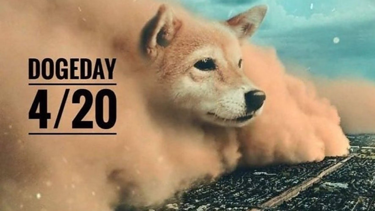 Dogecoin jumps 20% as crypto fans declare Doge Day - video ...