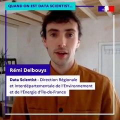 [Portrait d'EIG #9] Rémi Delbouys, data scientist du projet Envinorma - promotion 4