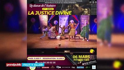 BÉNIN LA DANSE DE L'HISTOIRE 2.0 BIENTÔT LA JUSTICE DIVINE