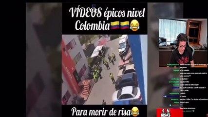 James Rodríguez se burla de policias bailando