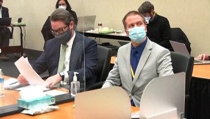 George Floyd: condannato l'ex agente Derek Chauvin