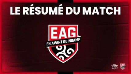 EAG-CHAMBLY 1-0  Le résumé