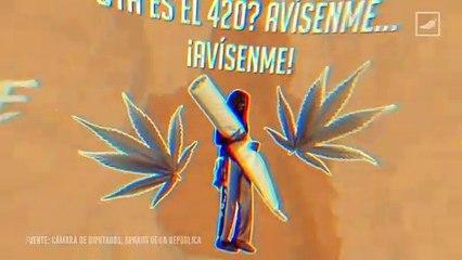 ¿Cómo va la regulación del #cannabis?   #AlChile   CHILANGO