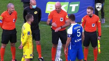 Le résumé de Grenoble Foot 38-FCSM (2-0)