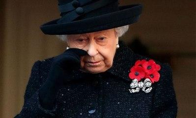 El cumpleaños más difícil para la reina Isabel II.
