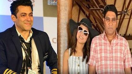 Salman Khan ने Hina Khan के Father के लिए बेजा ये Message, कहा ये   FilmiBeat