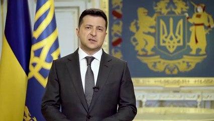 Ucraina-Russia: Zelensky apre alla de-escalation