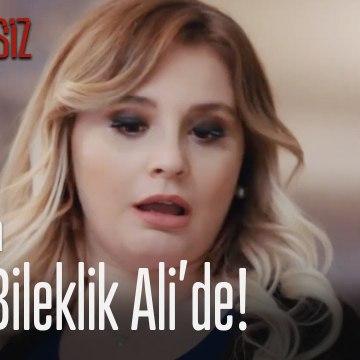 Kayıp bileklik Ali'de! - Sadakatsiz 13. Bölüm