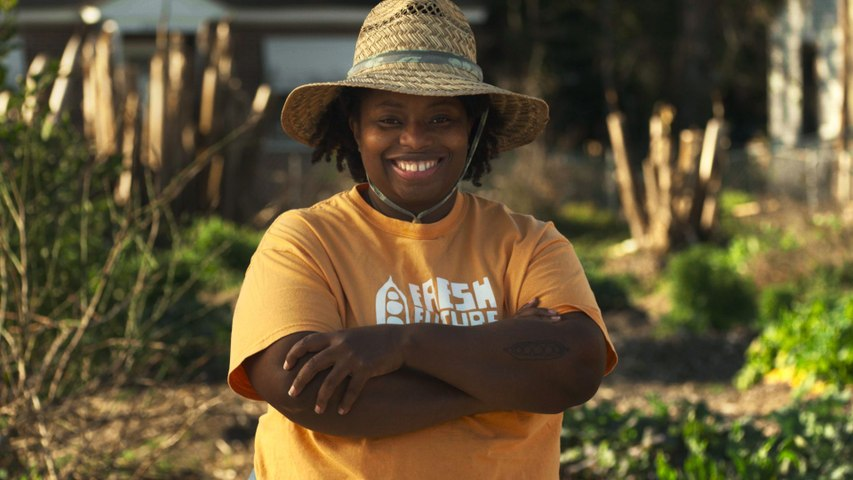 How One Woman Is Cultivating Food Justice in Her Community