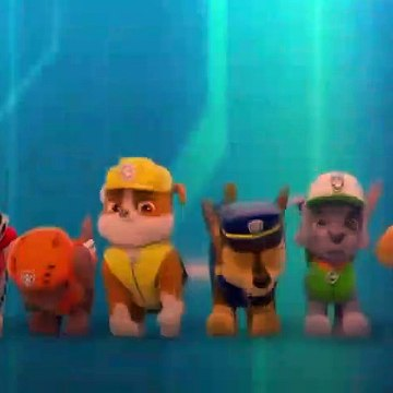 paw patrol PupsSave he Beavers  p