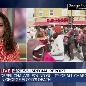 Sunny Hostin On Derek Chauvin Verdict: 'This Is What Justice Finally Looks Like'