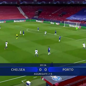 Chelsea V Porto (0-1) | Taremi Scores Incredible Bicycle-Kick | Champions League Highlights